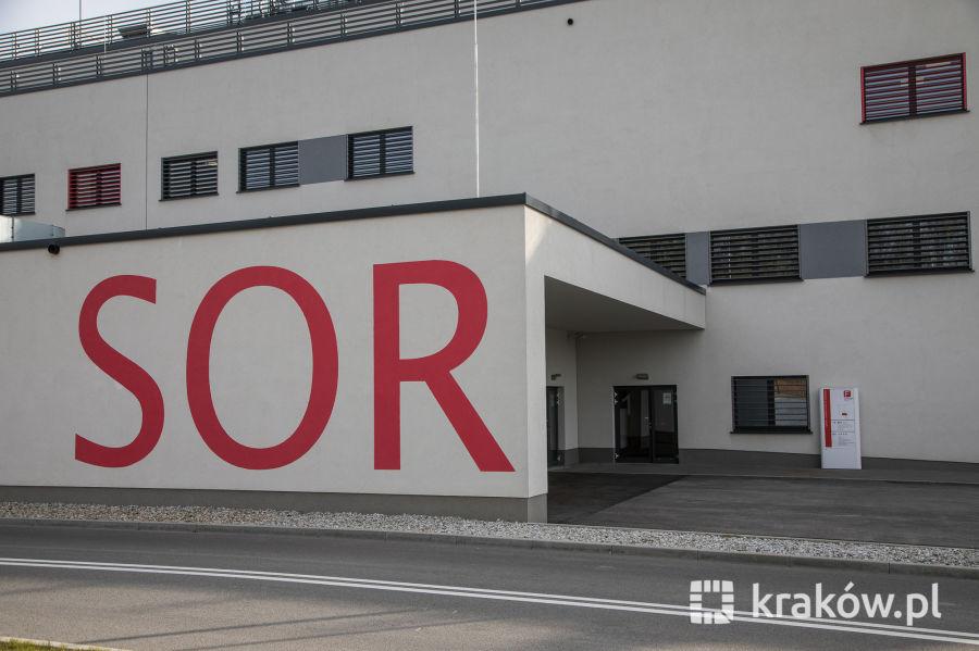 Kraków: SOR Szpitala Uniwersyteckiego pod nowym adresem