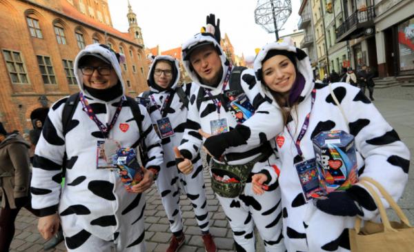 W Toruniu pobili rekord WOŚP