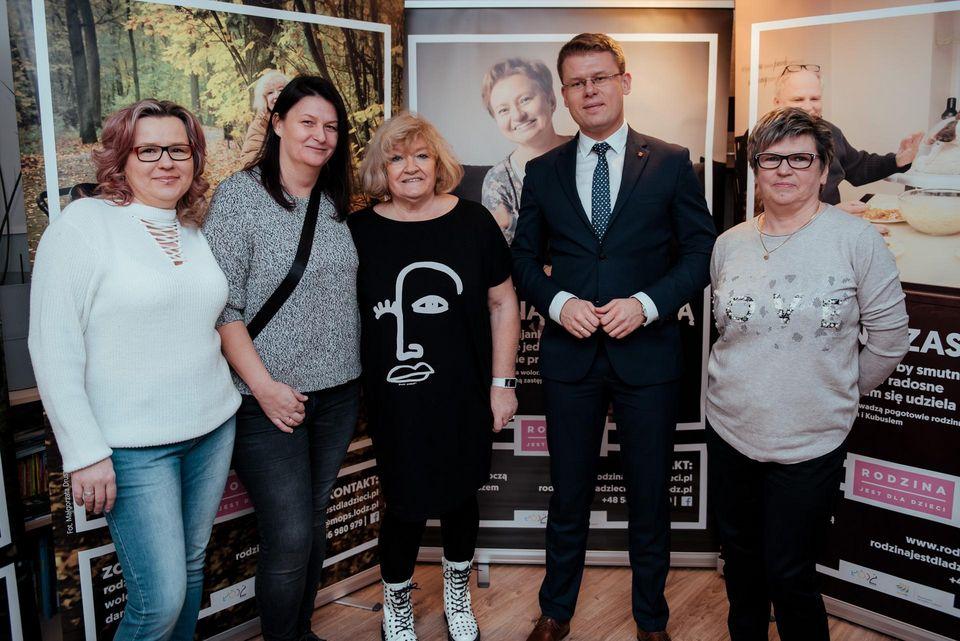 """Łódź: """"Rodzina jest dla dzieci"""""""