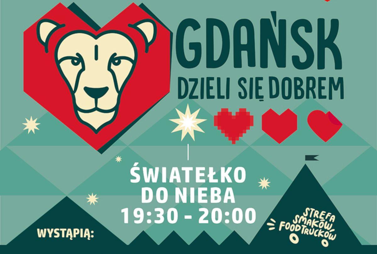 Gdańsk dzieli się dobrem - finał WOŚP