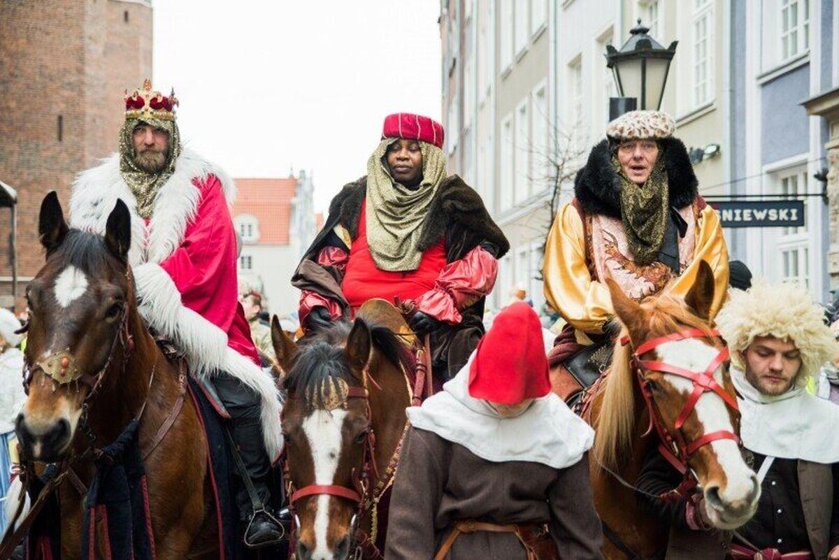 Gdańsk: Orszak Trzech Króli po raz dziesiąty