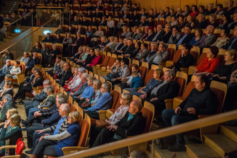 Gdańsk: Koncert dla Babci i Dziadka – odbierz wejściówkę