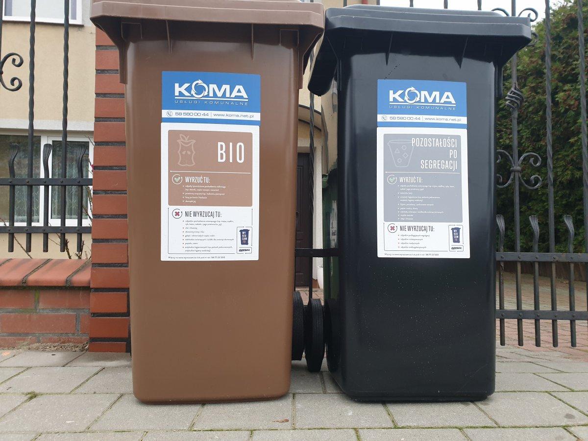 Gdynia: Sprawdź co się zmieniło w systemie odbioru odpadów