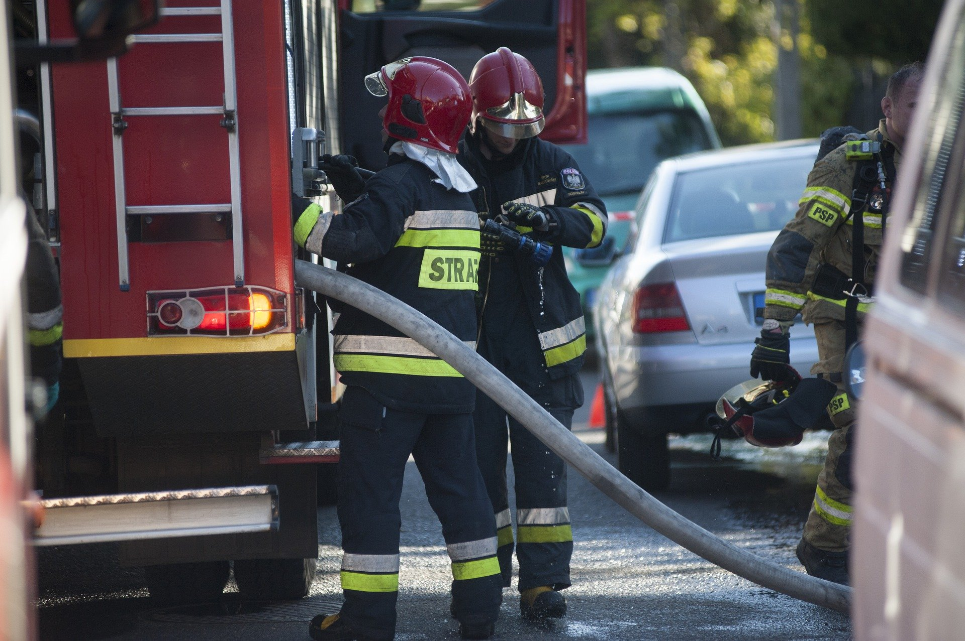 Poznań: 35 strażaków na kwarantannie po stwierdzeniu zakażenia u jednego z nich