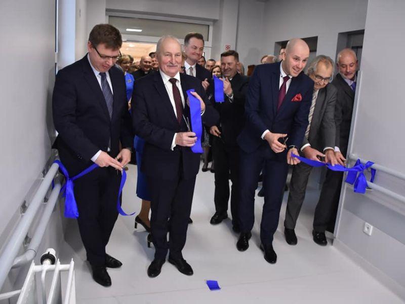 Olsztyn: Otwarto Centrum Urazowe dla dzieci