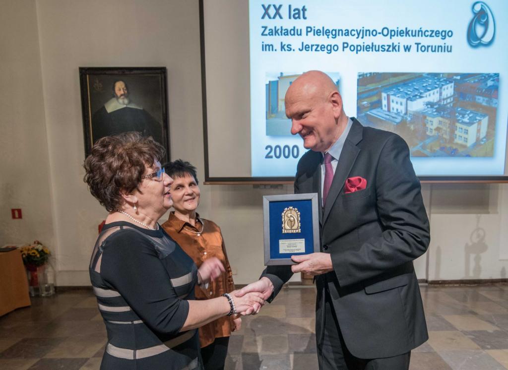Toruń: 20 lat działalności ZPO
