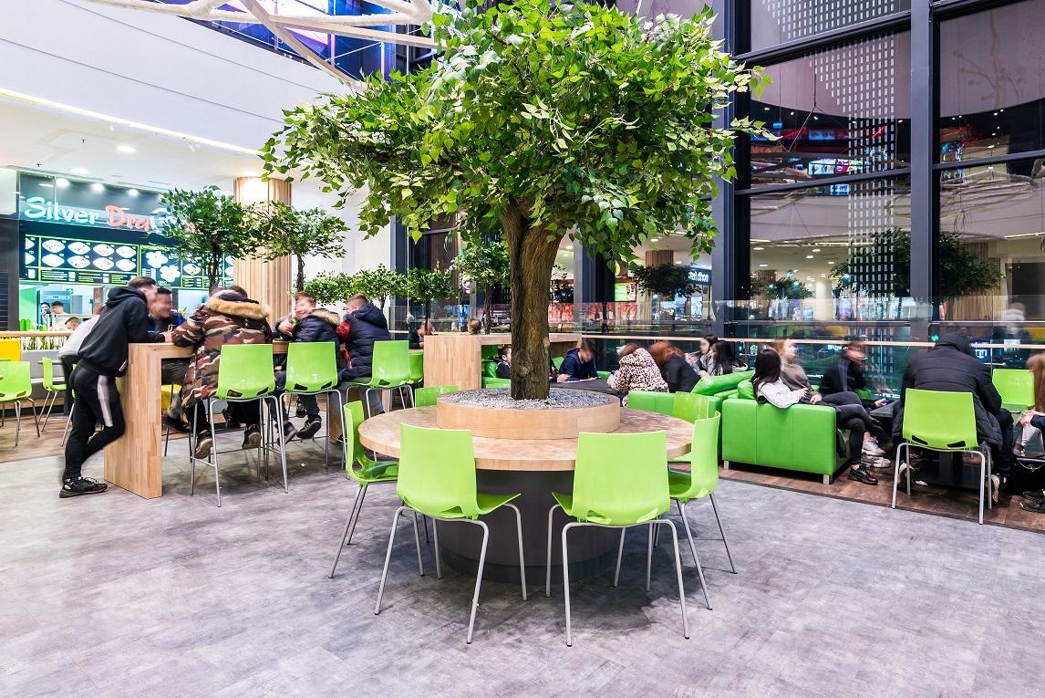 """Nowy Food Court w CH """"Ogrody"""" już otwarty"""