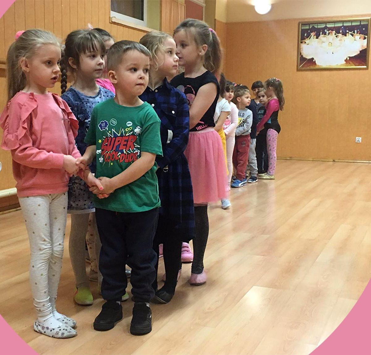 Zapisz dziecko do Dziecięcej Akademii Tańca