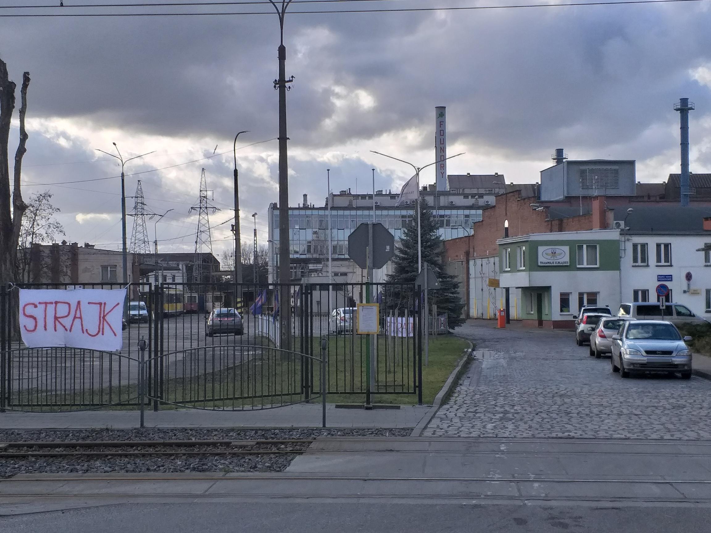Strajk w tramwajach. Jest propozycja Miasta
