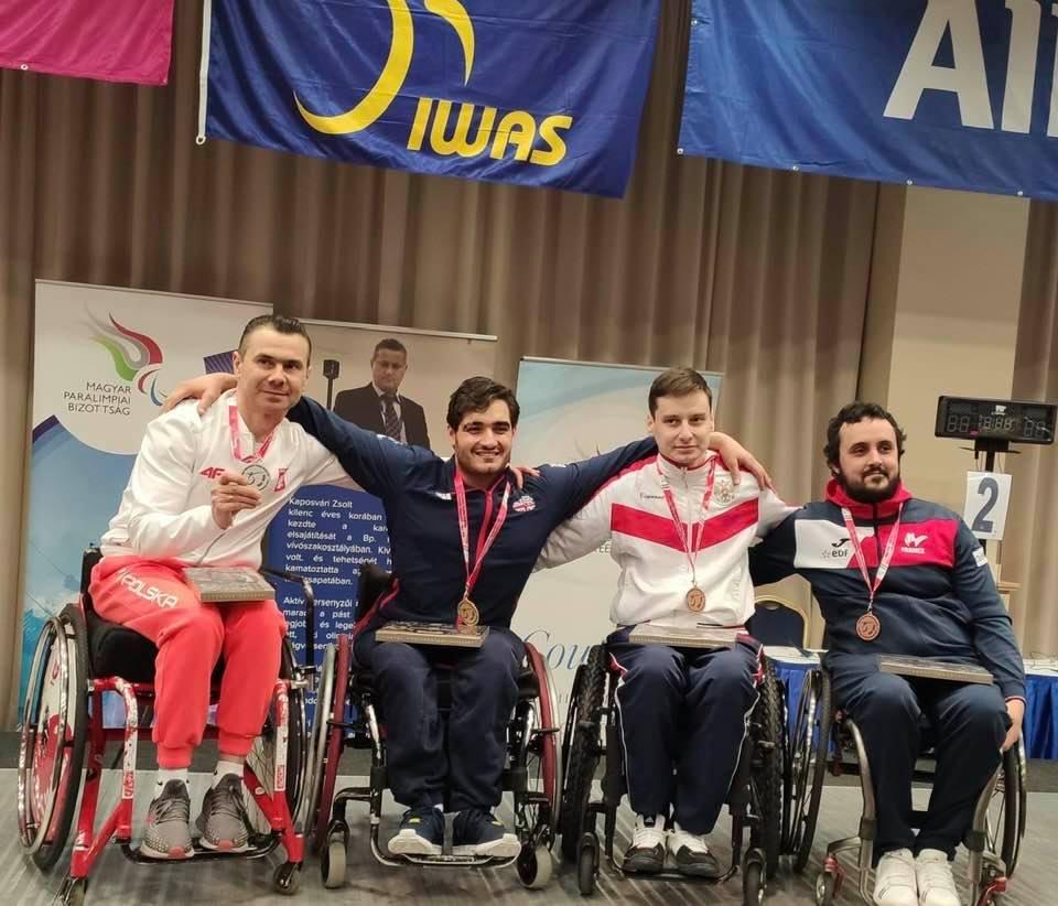 Trzy medale dla Polski