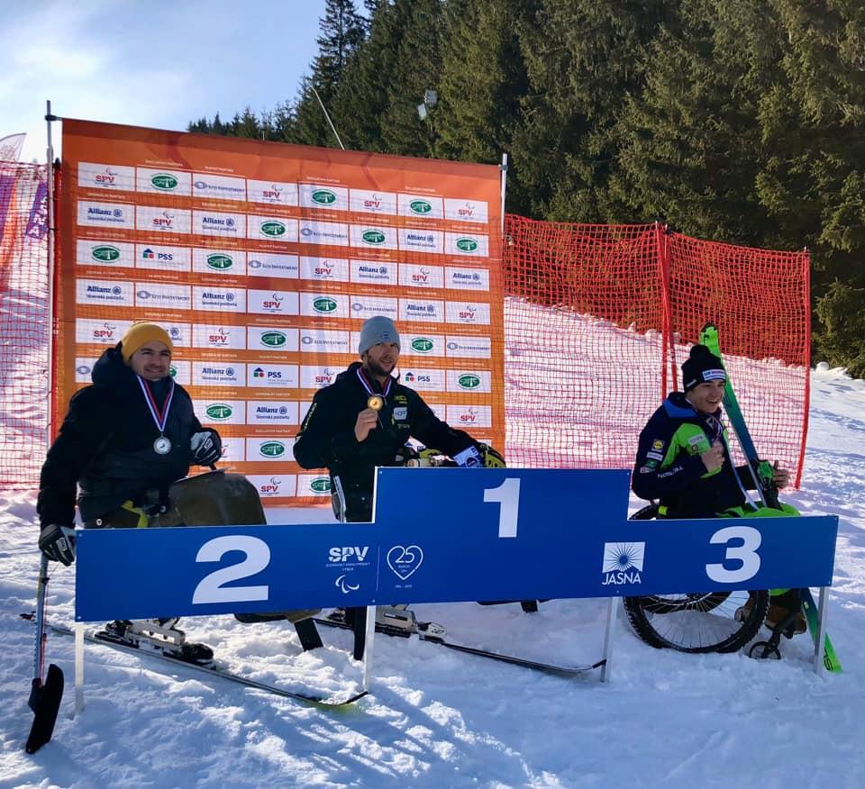 Paraalpejski Puchar Europy: 8 medali dla Polski