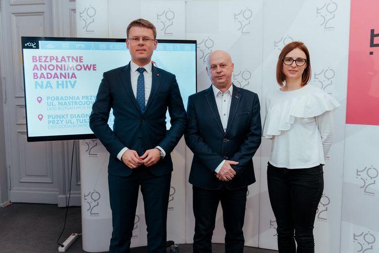 Łódź: Test na HIV zrobisz także w MCM