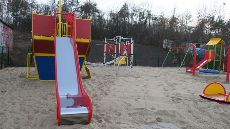 Bydgoszcz: Integracyjny plac zabaw na Zimnych Wodach gotowy