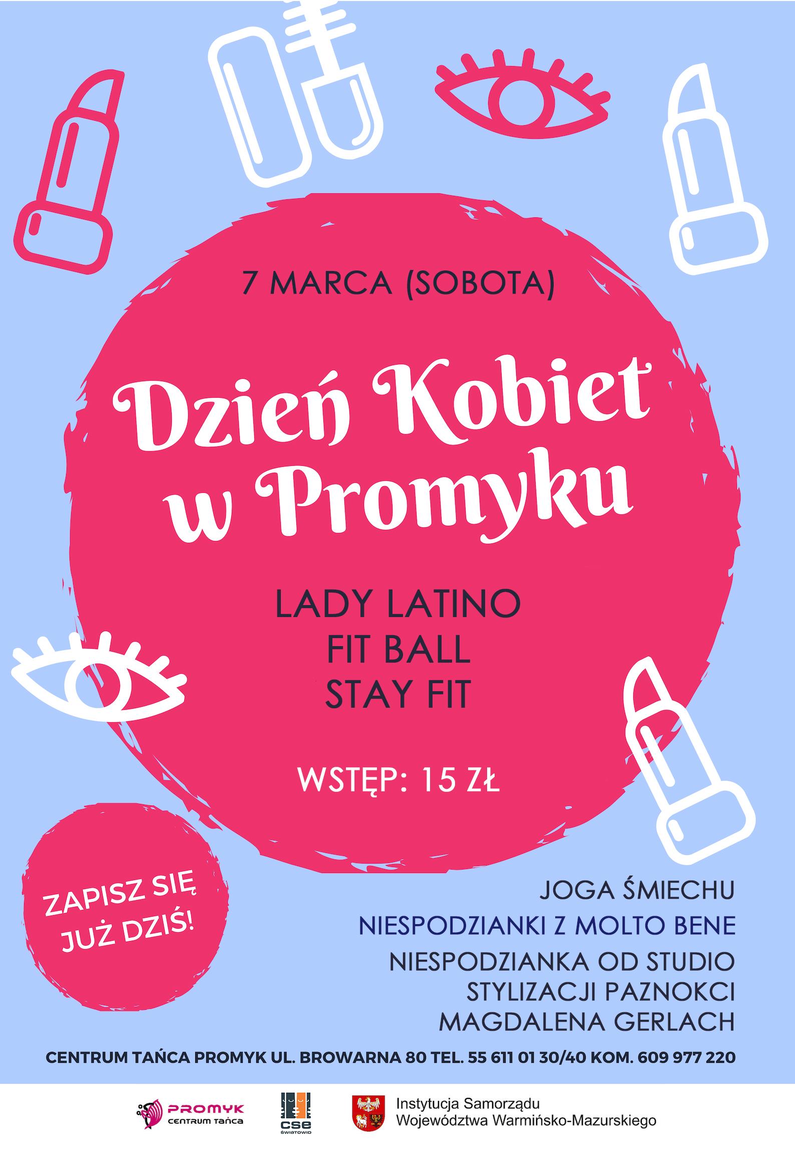 Dzień Kobiet w Promyku