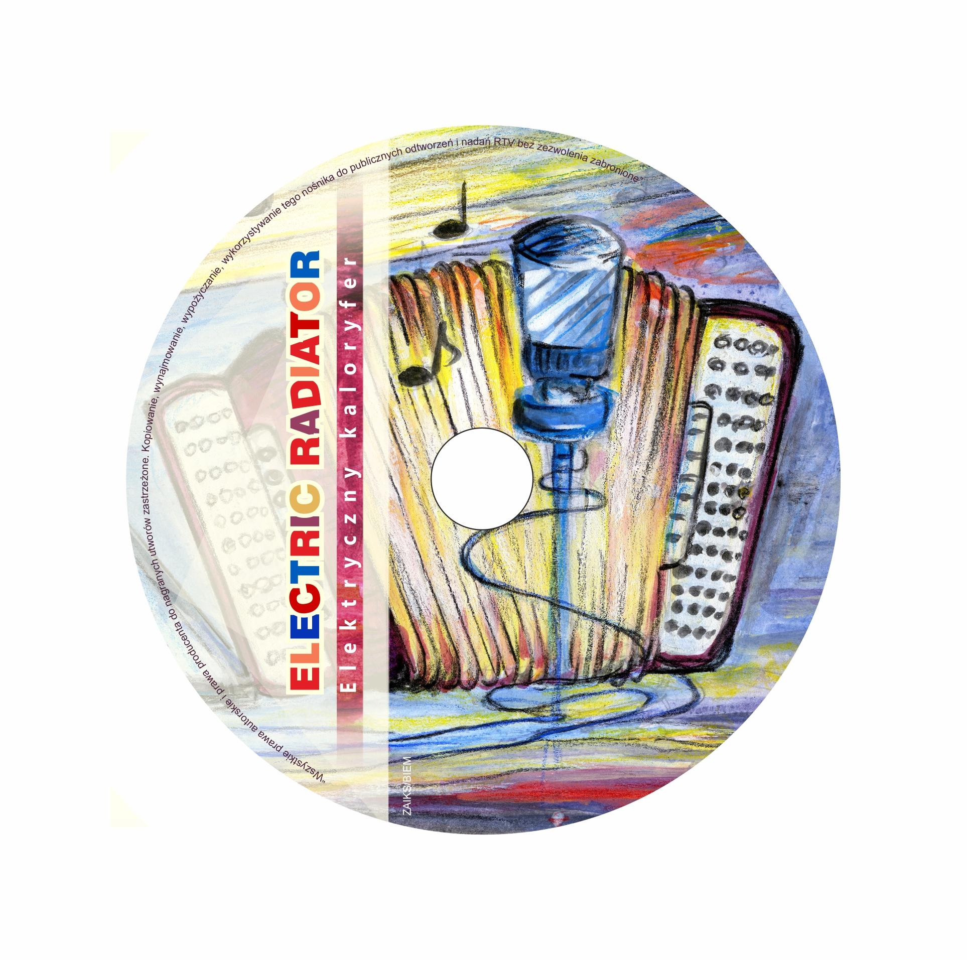 Akordeon w muzyce elektrycznej. Premiera płyty