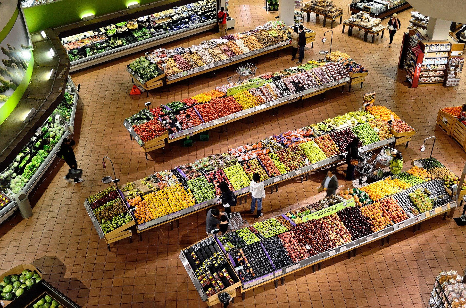 Ceny żywności będą rosnąć, ale wolniej niż w 2020 roku