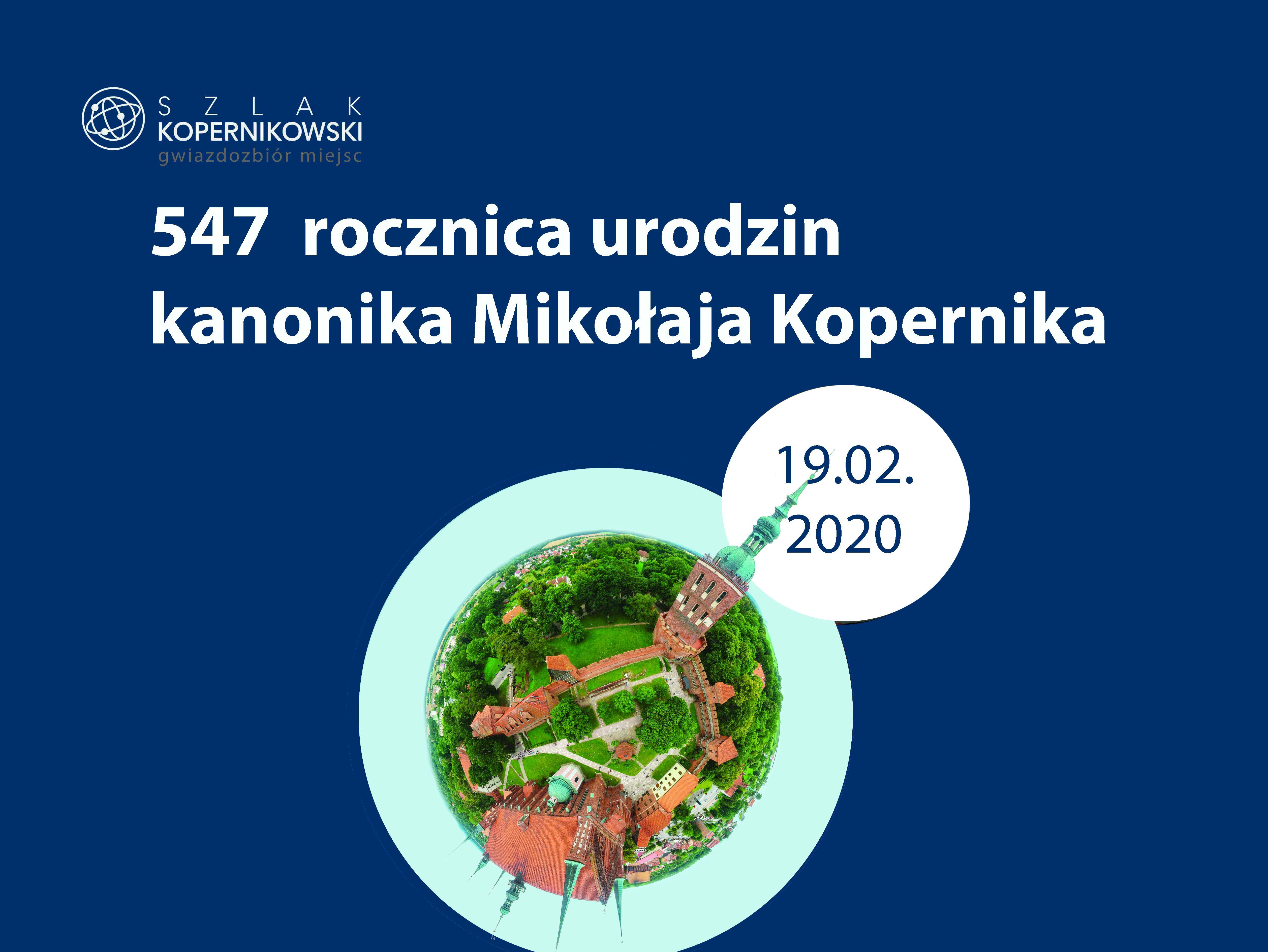 Frombork: Jutro urodziny Kopernika