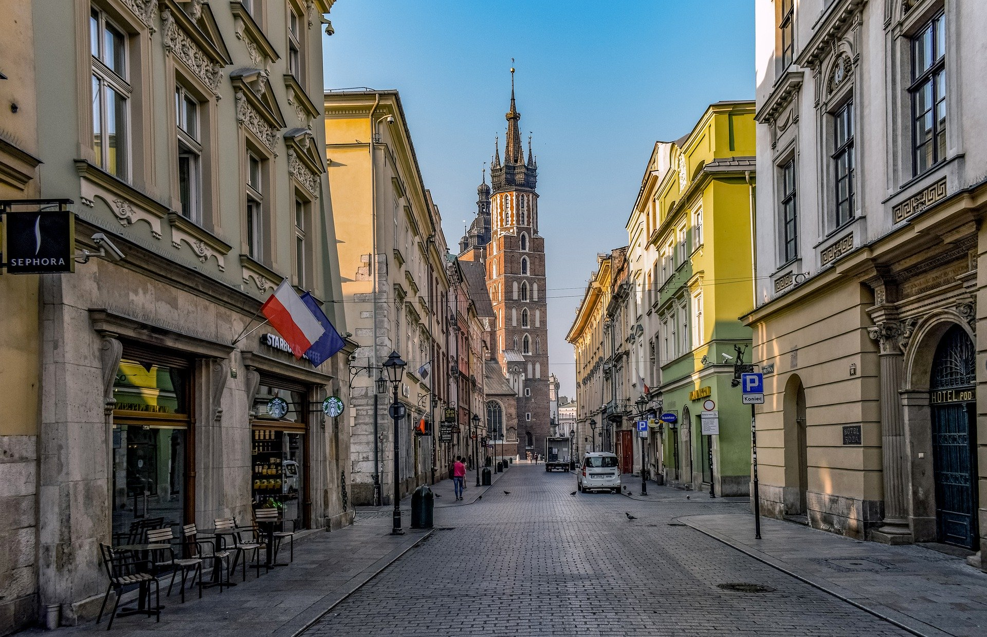 Seniorze – wybierz się na spacer po Krakowie!
