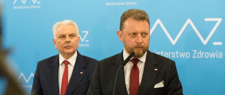 Wczoraj potwierdzono cztery przypadki koronawirusa w Polsce