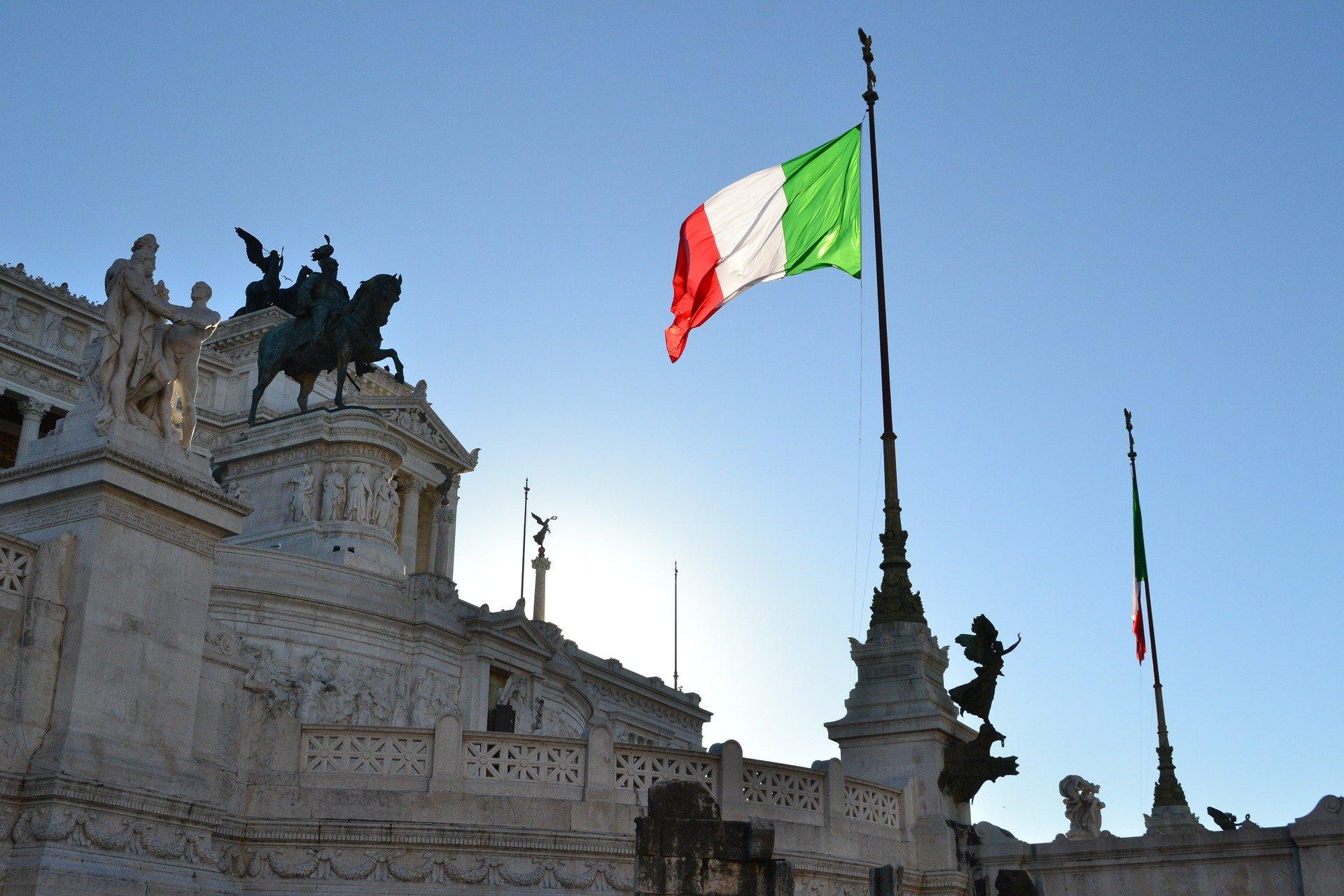 W Rzymie protest branży rozrywki domagającej się rekompensat