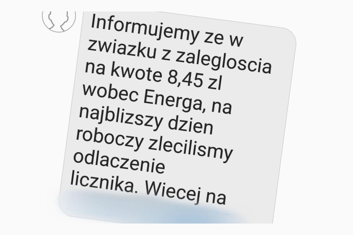 Policja ostrzega przed oszustami. W obiegu fałszywe SMS-y