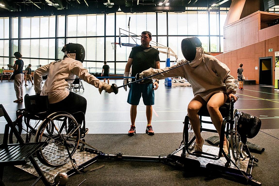 Sport osób (nie)pełnosprawnych