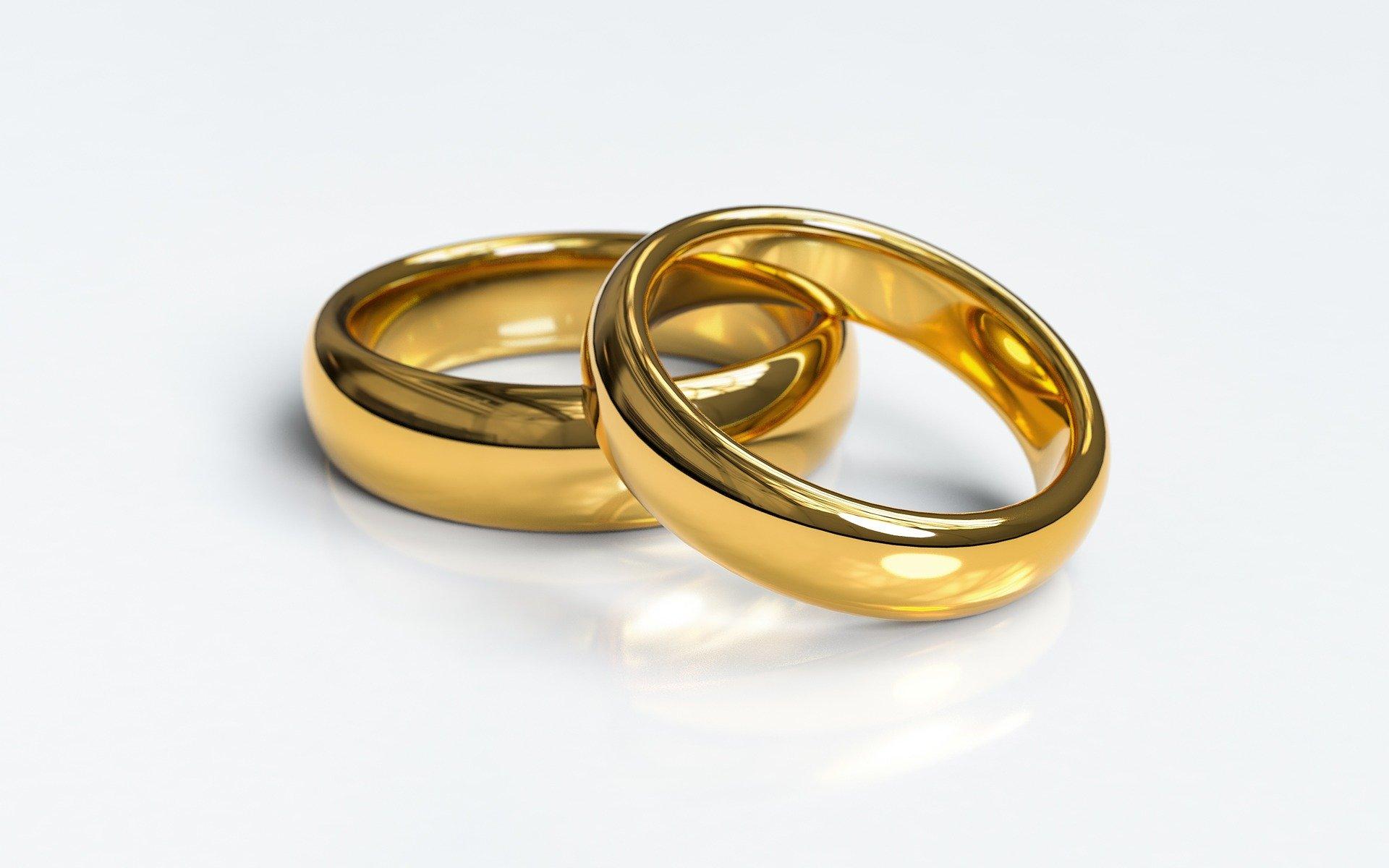 Komunikat w sprawie ślubów
