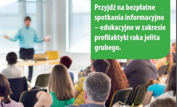 Toruń: O profilaktyce raka jelita grubego