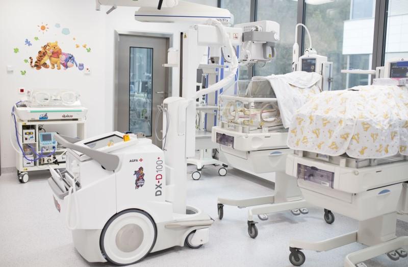 Gdańsk: Sprzęt WOŚP dla Kliniki Neonatologii UCK