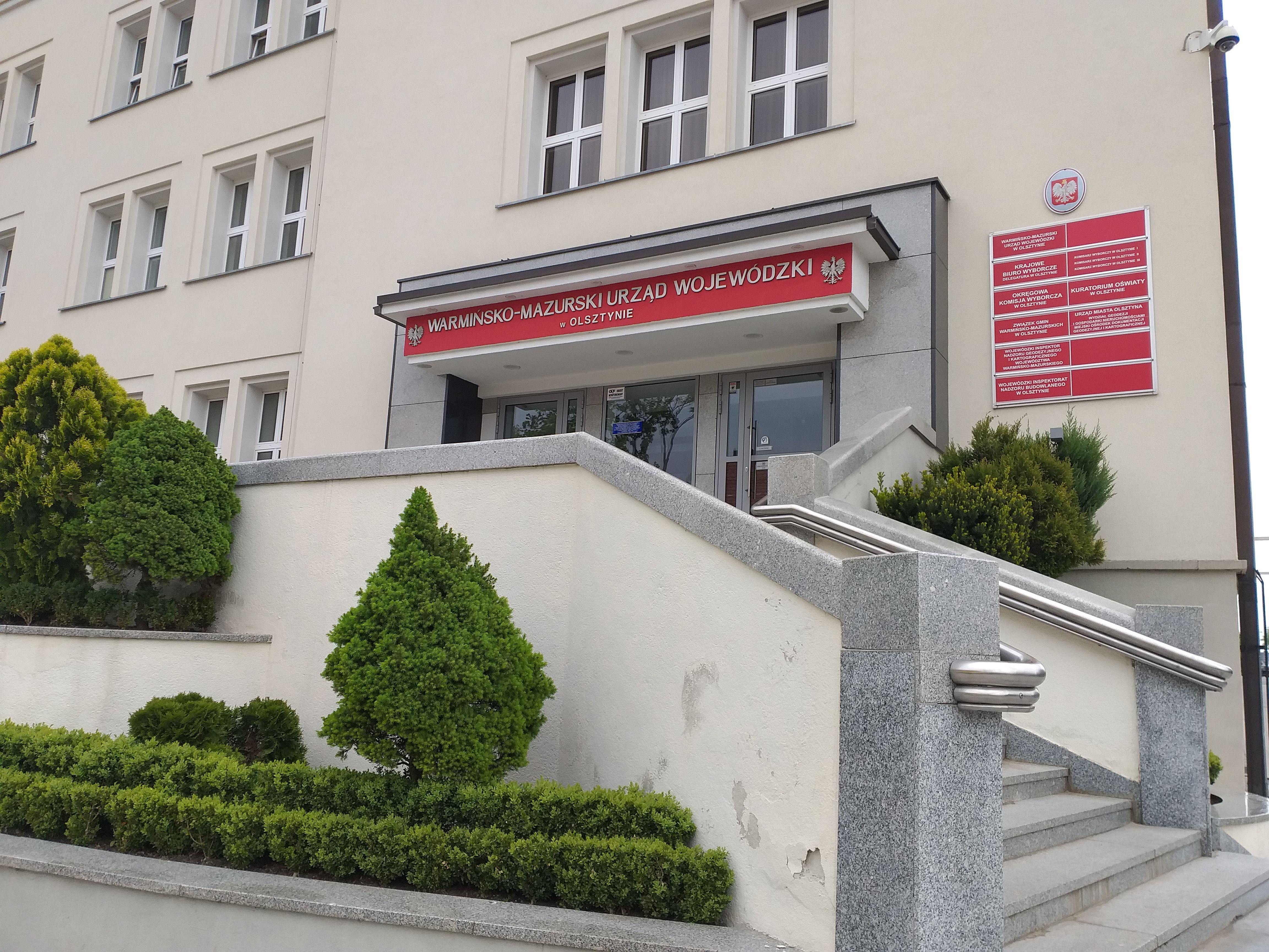 Zmiany w funkcjonowaniu Urzędu Wojewódzkiego