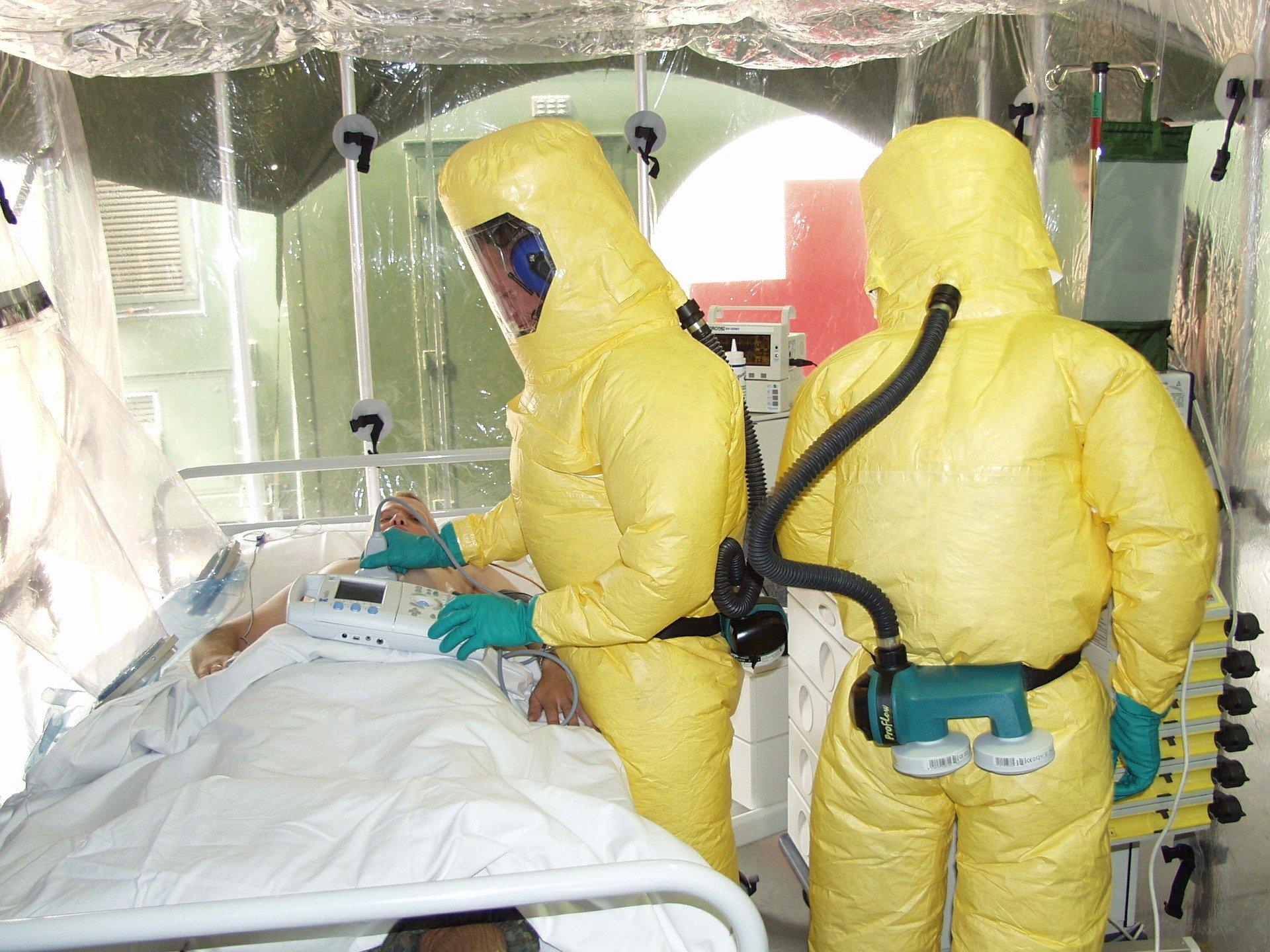 W Kongo, dotkniętym koronawirusem, odżyła ebola