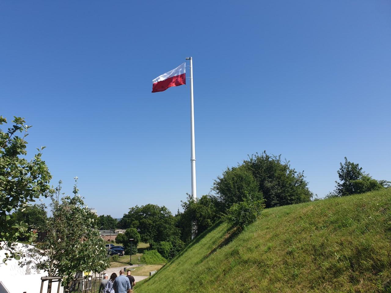 Gdańsk: Zostań w domu i… wywieś flagę