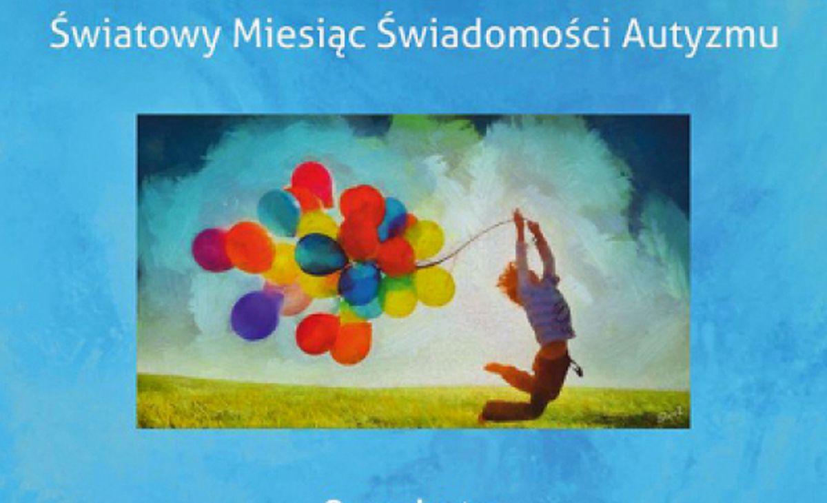Toruń: Niebieski Kwiecień dla autyzmu