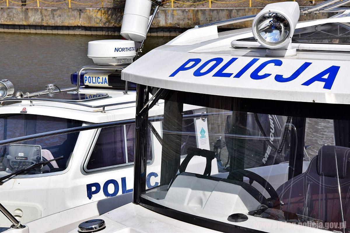Służba na wodach – policyjni wodniacy z Warmii i Mazur przygotowani do sezonu