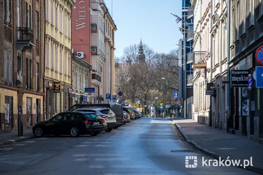 Kraków: Strefa Płatnego Parkowania zawieszona do odwołania