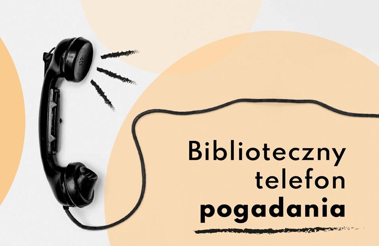 Gdańsk: Kronika kwarantanny i biblioteczny telefon pogadania