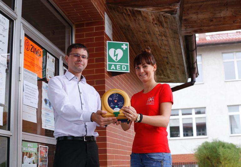 Gdynia: Miastu przybędzie 115 nowych defibrylatorów AED?