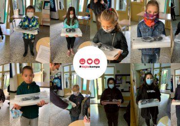 Jak #DajżeKompa obchodziło Dzień Dziecka? Przekazywało komputery!