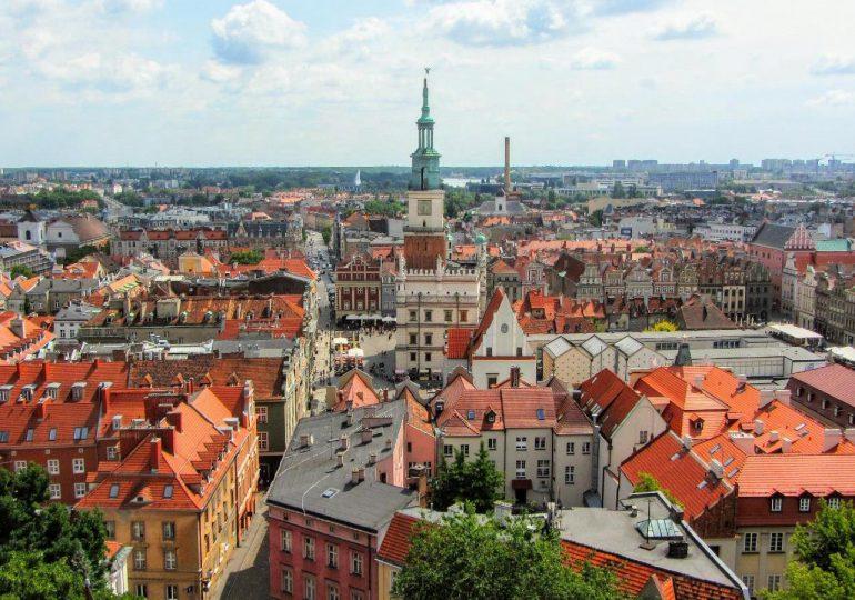 Prezydent Poznania chce skuteczniejszego karania osób bez maseczek