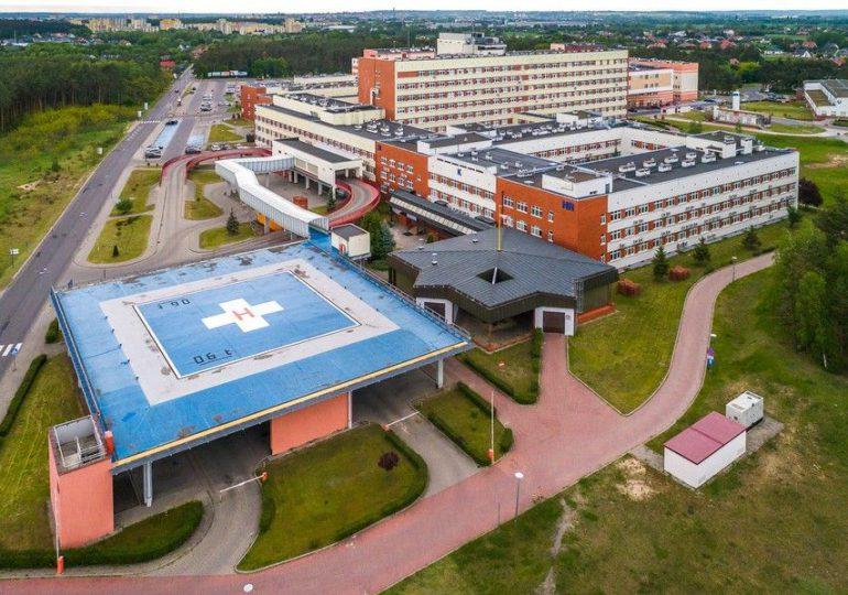 Grudziądzki szpital – wsparcie nie tylko w czasach epidemii