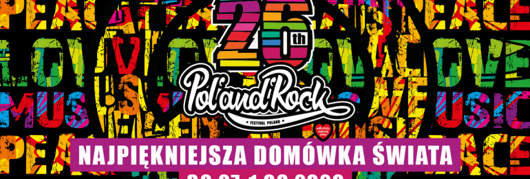 Pol'and'Rock = Festiwal Bez Barier