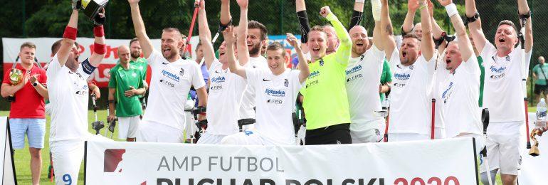 Husaria Kraków z ampfutbolowym Pucharem Polski!