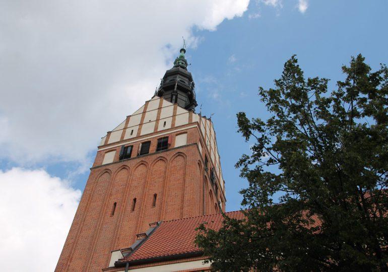 Wieża elbląskiej katedry ponownie otwarta dla zwiedzających