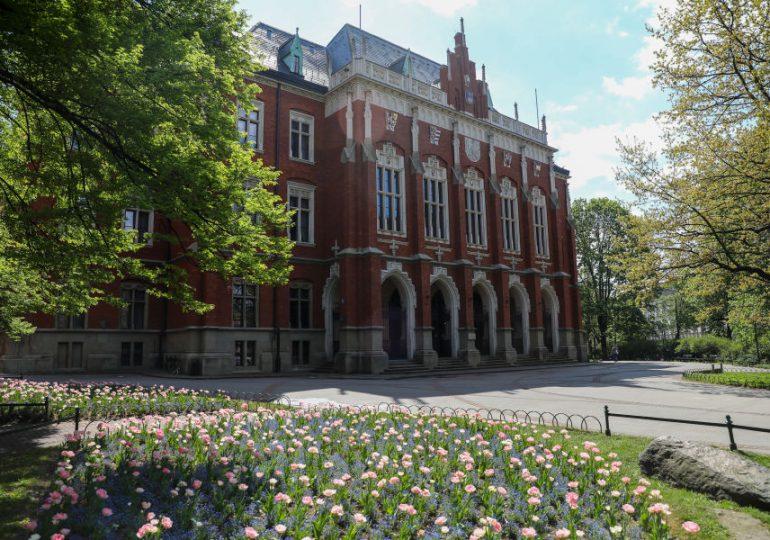 Uniwersytet Jagielloński najlepszą polską uczelnią