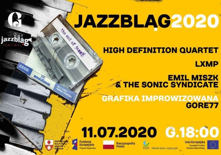 Jazzbląg 2020 – czyli co w jazzie trąbi