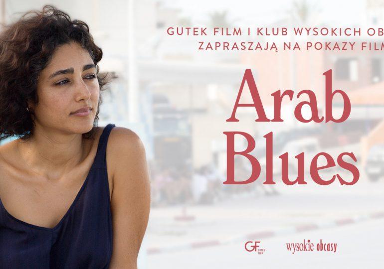 """Klub Wysokich Obcasów w Kinie Światowid: """"Arab Blues"""""""