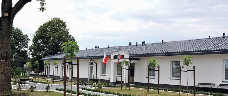 Pierwsze w Polsce Centrum Opiekuńczo-Mieszkalne