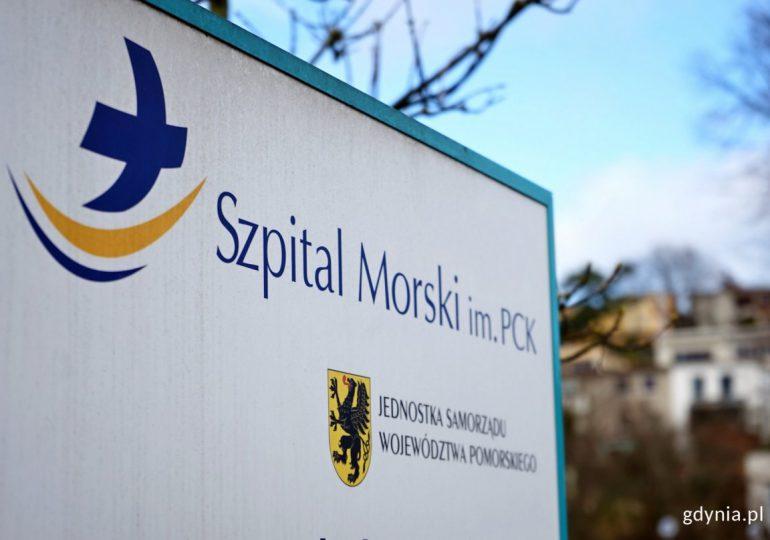 Gdynia: Wstrzymano przyjęcia na jeden z oddziałów w Szpitalu Morskim im. PCK