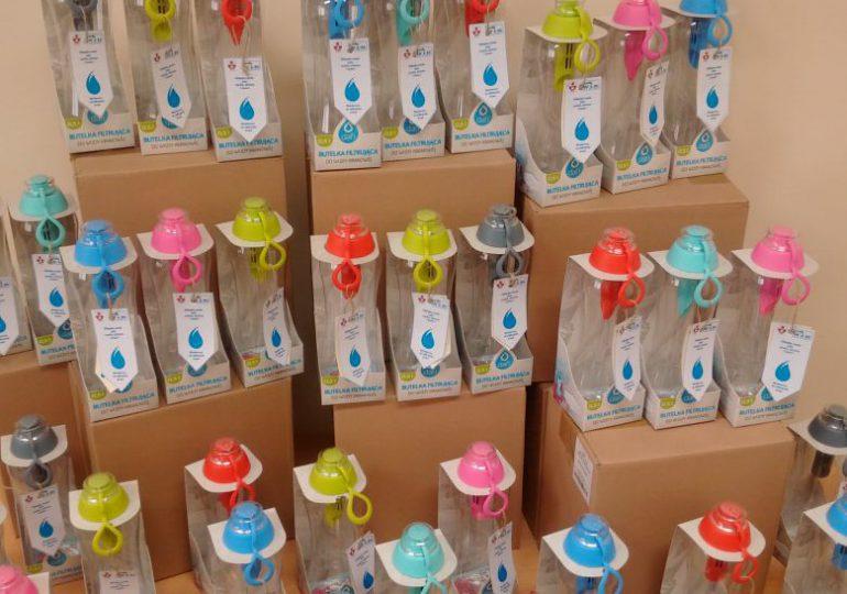 Butelki na wodę dla najmłodszych
