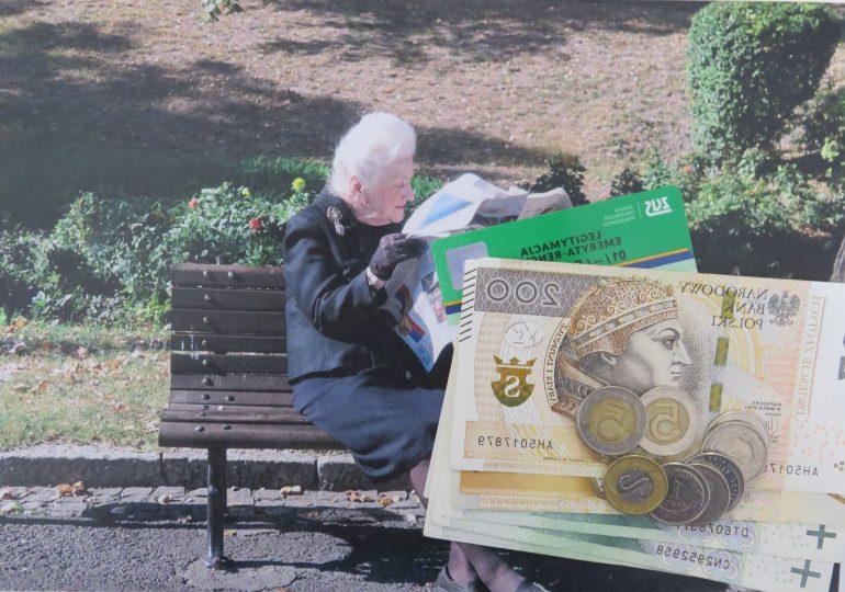 Od dziś pracujący emeryci i renciści będą mogli dorobić więcej do swoich świadczeń